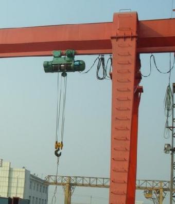 青岛即墨龙门吊,桥吊行车航吊制造销售厂家