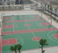 江西硅pu塑胶球场材料每平方报价新余学校球场建设施