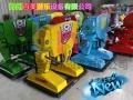 山西运城广场电动玩具车,儿童行走机器人经营超给力