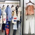 上海一線品牌折扣艾格直播開店爆賣女裝批發