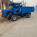 農用載重拉貨柴油三輪車2T自卸式礦用三輪車18馬力