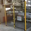 厂家直销车间隔离网 机器人防护网 区域安全防护网