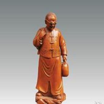 据了解,我市当代木雕艺术家的黄杨木雕作品'包括