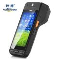 成都漢德提供5寸HD800熱敏不干膠打印手持PDA