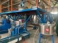 水性雙組分聚氨酯涂料生產線