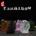 四優質五方財神佛像琉璃五姓財神佛像擺件擺件財神佛像