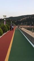 小區路面改色施工及技術