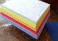 聚酯纖維吸音板廠家直銷,吸音板顏色多吸音防撞