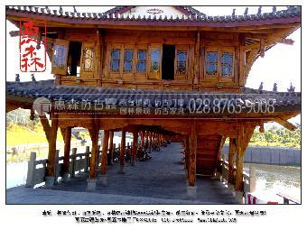 仿古建筑,中欧式亭台
