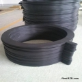 廣元利州耐油橡膠墊,大直徑橡膠法蘭墊,耐酸堿橡膠墊廠家