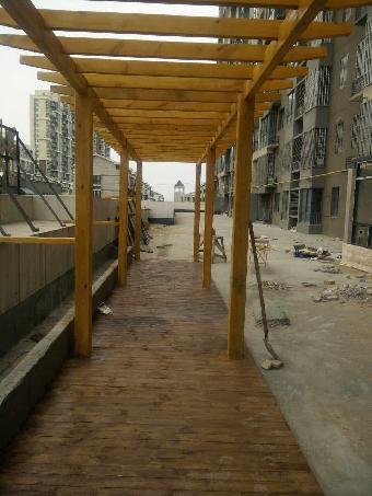 木结构工程设计与施工,防腐木,碳化木,桑拿板,俄罗斯樟子松,澳洲山