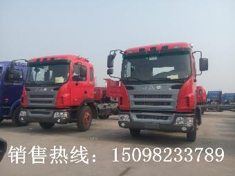 国四电喷江淮6.8米货车潍柴四缸165马力现车订购