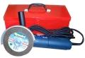 手提式型材金属砂轮电厂电动手持式高速切割机