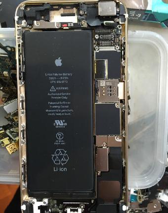 南京苹果6p不充电维修,苹果6p触摸ic维修价格