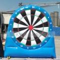 趣味运动会项目长沙儿童户外拓展器材充气足球飞镖户外