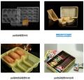 一次性快餐吸塑盒批发 塑料餐盒 一次性塑料餐盘生产