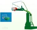 玉峰体育专供销售液压篮球架