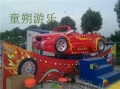 重庆爆款12座弯月飘车设备厂