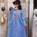 琦麗莎女裝折扣貨源尾貨批發春季連衣裙折扣女裝