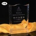 广州特约加盟授权牌匾定做 水晶玻璃展示牌匾款式