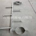 熱鍍鋅電桿爬梯-聚源電力