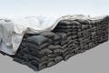 內蒙古錫林郭勒冷瀝青砂 油罐基礎冷攤鋪砂墊層材料