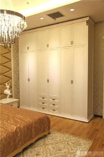 欧式衣帽间系列,现代欧式开架系列,现代木皮衣柜系列,壁柜系列,木皮和