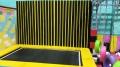 大型蹦蹦床公园室内超级蹦床黏黏乐成人健身跳床抖音