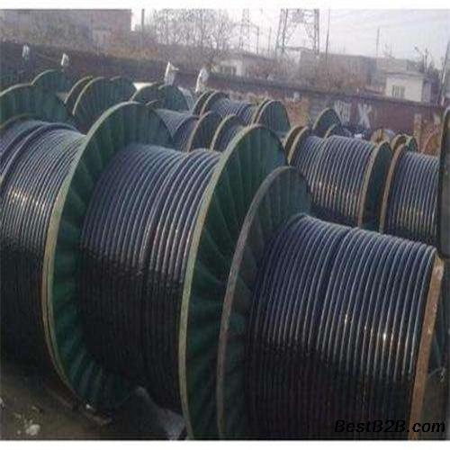 白下工程閑置電纜線回收