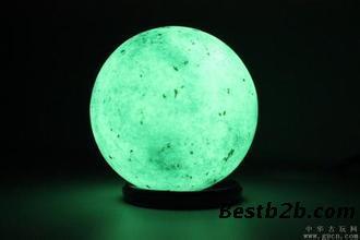 人造陨石夜明珠图片_疑似陨石钻石夜明珠