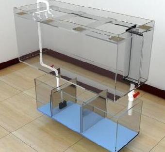 推荐——扬州《庆亚》酒楼饭店超市玻璃鱼缸制作安装
