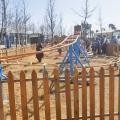 新疆昌吉景區農莊網紅過山車親子腳踩坑爹過山車人氣高