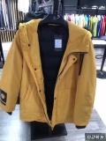 新款原品冬裝純男羽絨服修身休閑加厚款保暖男裝外套青