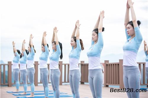 重慶的哪個瑜珈學校好