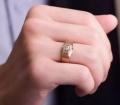 KKG商城:男生戴不同材质的戒指的心理含义