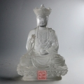 佛教工艺品佛像琉璃佛财神琉璃佛像砖制作