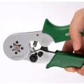 威力獅套管式專用鉗四邊形六邊形套管鉗壓線鉗冷壓端子