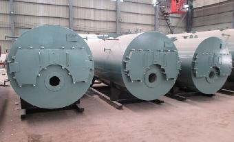 哈尔滨/哈尔滨4吨燃气热水锅炉 4吨燃气蒸汽锅炉 天然气炉