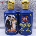 淮陰定制酒瓶uv打印機3d酒瓶噴繪機