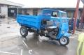 電啟動農用三輪車柴油工程斗三輪車多用途建筑工程機械