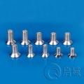 口罩機鋁型材框架搭建可用配件_平機螺栓