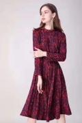 舒麗裝點連衣裙 2020新款大碼女裝 品牌折扣女裝