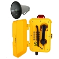 SIP防水對講機 礦用IP對講系統 ip網絡話機