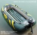 海鹰橡皮艇+船发动机套装,充气船航凯船用马达