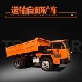 KA礦用地下運輸車配置高