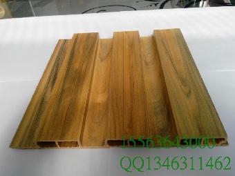 威海生态木长城板价格表