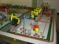 供应科威KW-HG45采油集输工艺流程实训装置模型