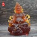 北京黃財神佛像,上海琉璃佛像制作,成都市財神爺擺件