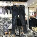 滄州工廠庫存處理女牛仔褲擺地攤早市夜市甩賣牛仔褲貨