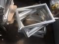 300*450mm絲印鋁合金網框印花框